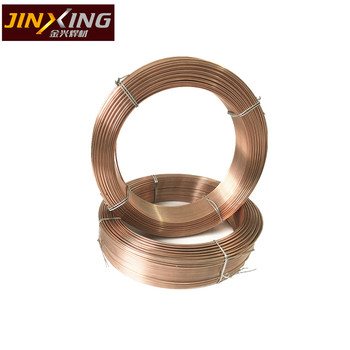 Submerged Arc Welding Wire Aws El8 Carbon Steel Copper Coated Mig ...