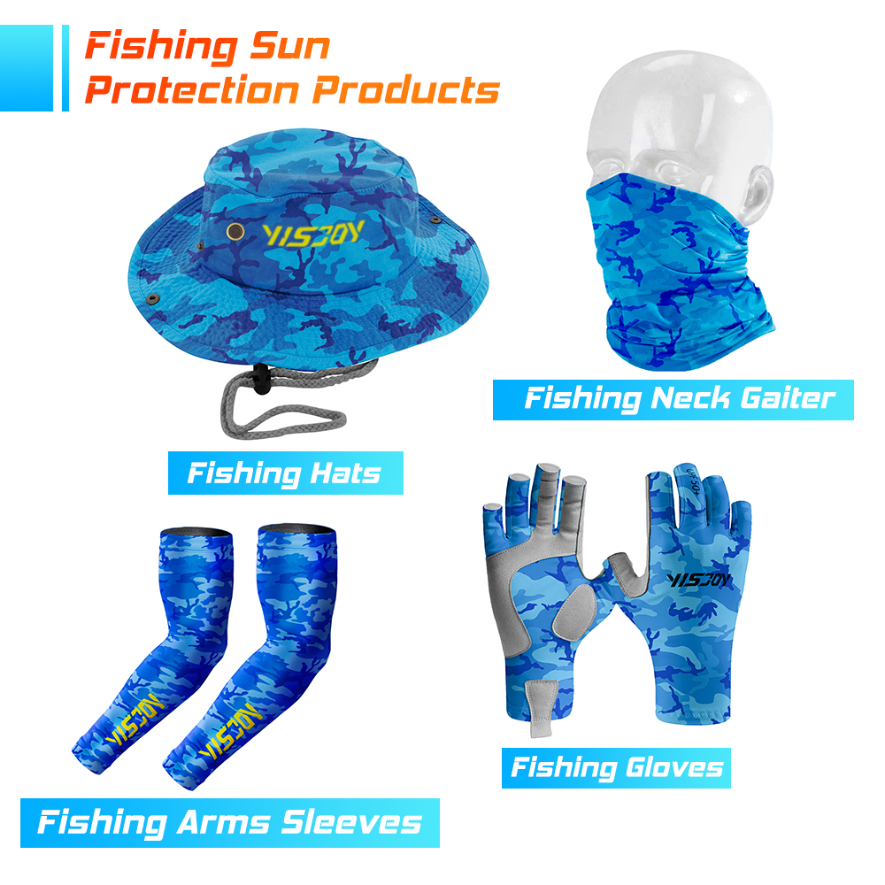 Fashion Sublimasi Perasaan Lembut Lengan Merenggang Es Sutra Kain Tipis Siku untuk Memancing Kayak Golf Berjalan