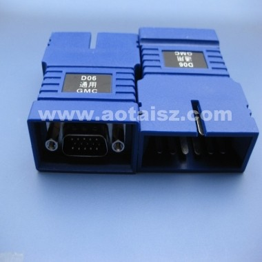 Best price 12 pin to DB15 OBD2 vehicle adapter for GM