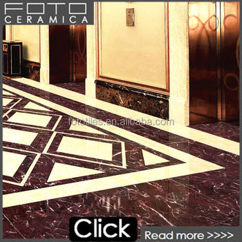 Dark Red Marble Flooring Tiles With White Veins Buy Red Marble