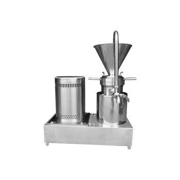 peanut butter high quality colloid mill food grade 2CR 304