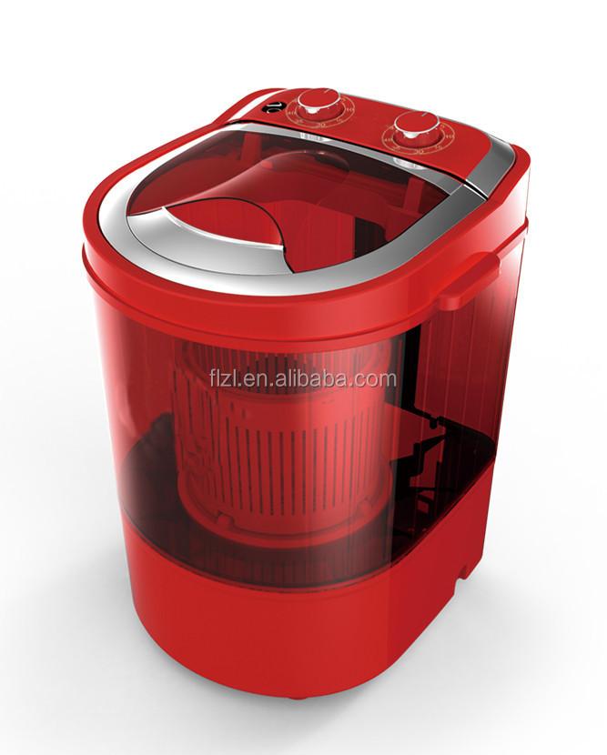 3 kg singola vasca semi automatico mini lavatrice for Lavatrice 3 kg