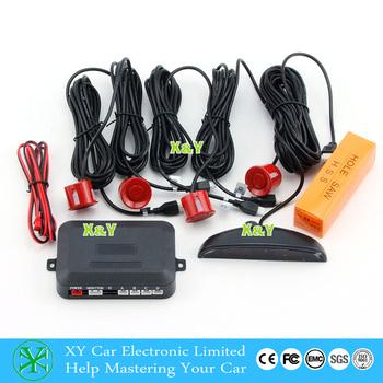 Car Reversing Aid Electronic Parking Sensor System,Car Parking ...