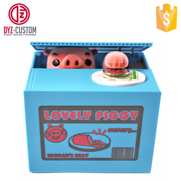 Stealing Coin Piggy Money Box Piggy Bank Creative gift for kids