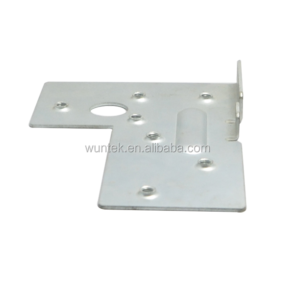 Custom Electroplated Sheet Metal Parts Cutting and Bending Metal