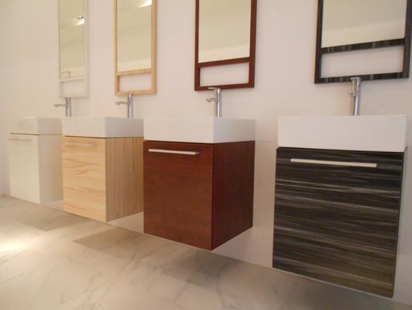 Lowes pared italiano mimbre mueble de baño vanidad-Tocadores de Baño ...