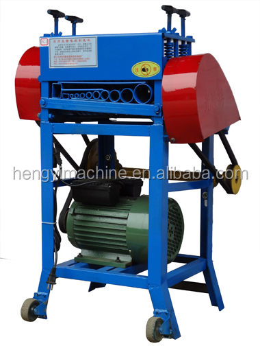 Electric motor 권 선 스트리핑 machine/wire 필러/폐 electrical cable wire 전선 스트리퍼 재활용 기계