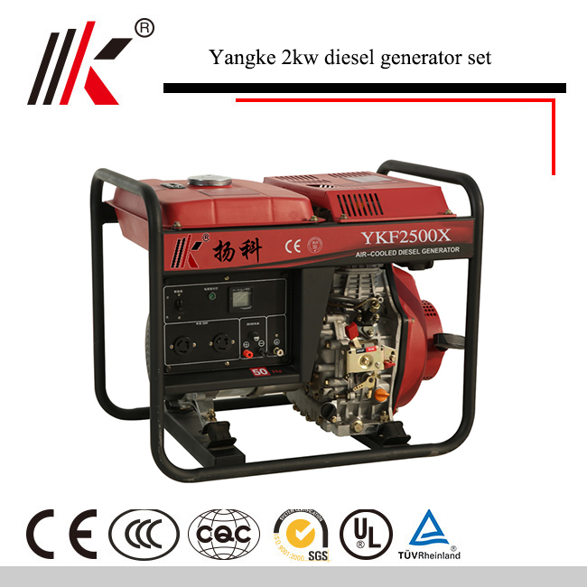 2KW / KVA DIESEL GENERATOR PRICE IN INDIA WITH CHINA SUPPLIERS DIESEL ENGINE GENSET