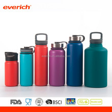 2016 hot sale Vacuum insulated stainless steel bottle with sport cap