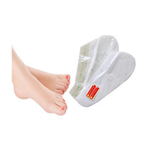 Hot sale Skin care product beauty Disposable Plastic exfoliating peeling foot mask