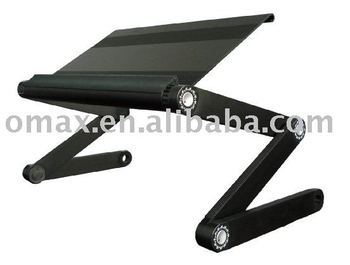 OMAX Professional Auto Lock Joint Laptop Table Design Height Adjuster Desk