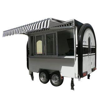 Caravan Mover Trailer Fast Food Trailer For Sale - Buy Caravan Mover  Trailer Food,Caravan Trailer Fast Food Trailer,Caravan Trailer Fast Food  Trailer