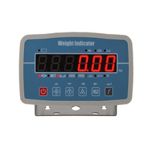 China Professional LED digital weighing indicator for floor scale forklift pallet scale