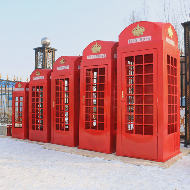 Metal Classic London Antique Red Telephone Booth For Sale - Buy Telephone  Booth For Sale,London Telephone Booth,Red Telephone Booth Product on