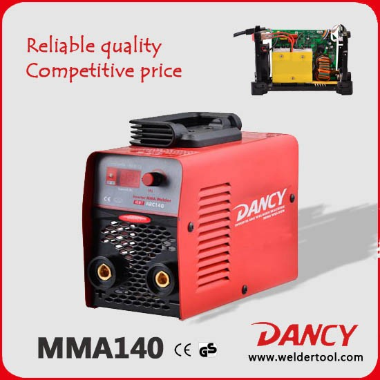 DC IGBT MMA-140 INVERTER WELDING MACHINE ELECTRONIC CIRCUITS