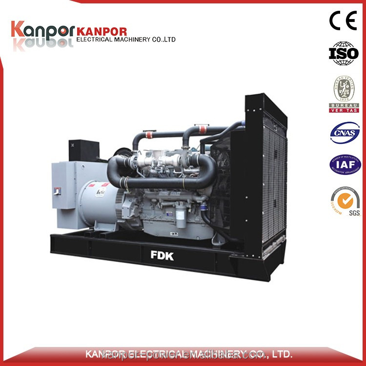 KANPOR Hot sale water cooled 26.4KW 33KVA small water cooled diesel generator