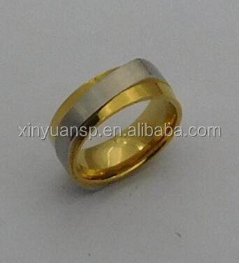 child and mother ring love showing stainless steel ring