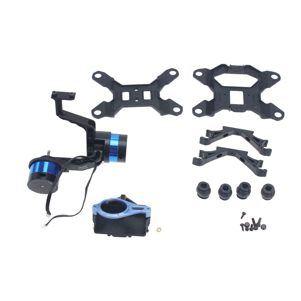 F09990 Tarot T-2D Brushless Camera Mount Gimbal Rack TL68A08 For GoPro