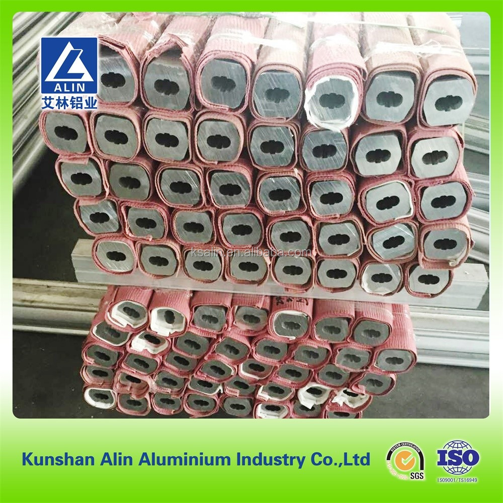 New brand 2016 12mm T4 aluminium round tube with CE&ISO