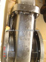 cast iron/ductile iron MSS SP Standard gate valve