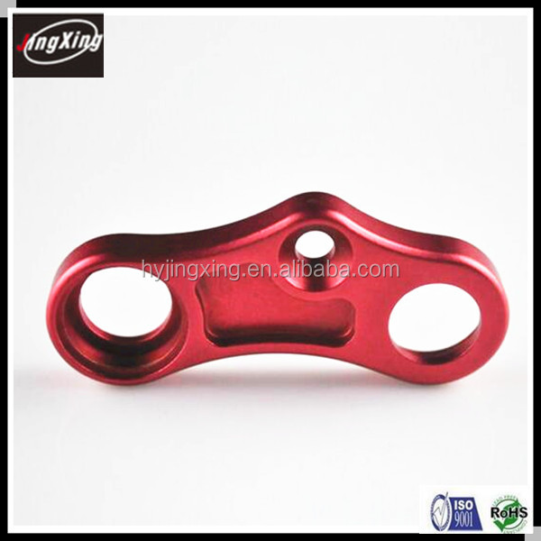 Manufacturer directly supply customized cnc aluminum parts for motorcycle