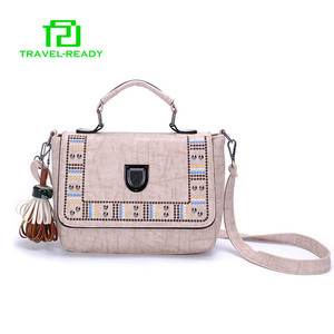 new model ladies leather handmade shoulder bags tote handbags online