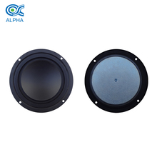 New style 5.5 inch audio woofer speaker horn black RoHs
