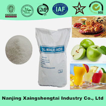 DL-Malic Acid Food Additive/Nutrition Enhancers Supplier
