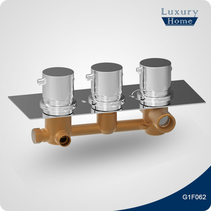 Exposed Thermostatic Shower Valve, Exposed Thermostatic Shower Valve ...