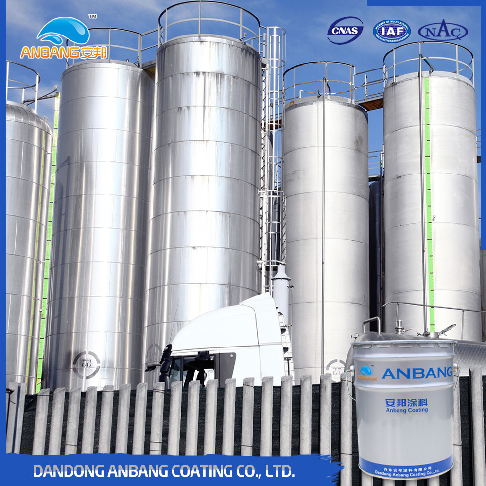 AB379C 300 degree centigrade metal pipelines heat resistant air drying silicon spray coating