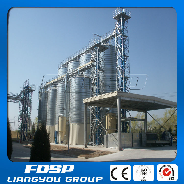 Special For Poultry Feed Storage Silo And Livestock Feed Storage ...