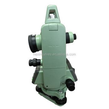 Hot sale dual horizontal and vertical angle Ruide ET02 topcon theodolite price