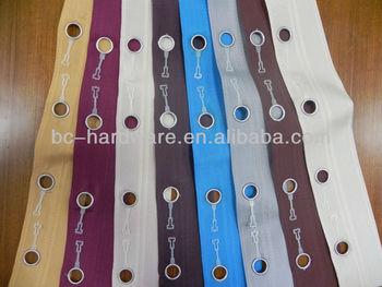 Arabia saudita cortina cortina de ojal cinta con anillos buy cortina de ojal cinta cintas de - Tipos de cintas para cortinas ...