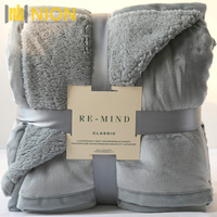 Wholesale Super Soft Ultra Brush Top Performance Fluffy Throw Blankets