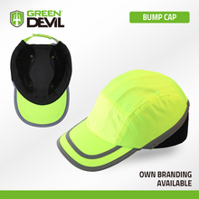Personal protective equipment safety bump cap