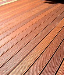 Ulin / Broneo Ironwood Solid Wood Flooring