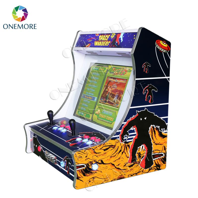 Hot Koop 815 In Een Klassieke Arcade Games Goedkope Arcade Bartop Kast Mini Arcade Machine