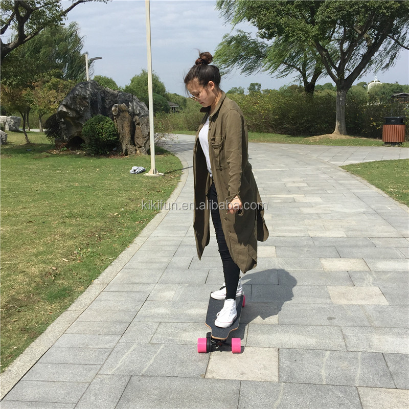 Factory wholesale price offroad electric skateboard long board wheels for road
