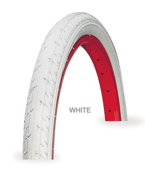 Color Bmx Tires Cheap Price Bmx Parts 20inch White Bicycle Tires
