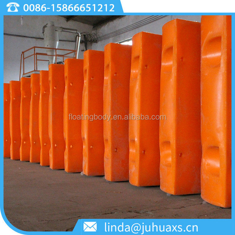 high quality sunshine proof pipe used floater and floating body for dredger hoses