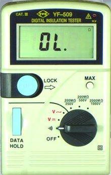 Insulation Tester Yf-509