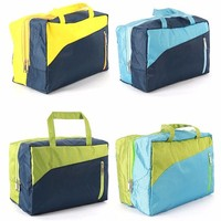 Dual-use wet and dry separation beach bag swim admission package waterproof travel bag
