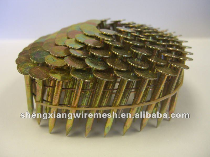 Q195 nails coil/collator nails