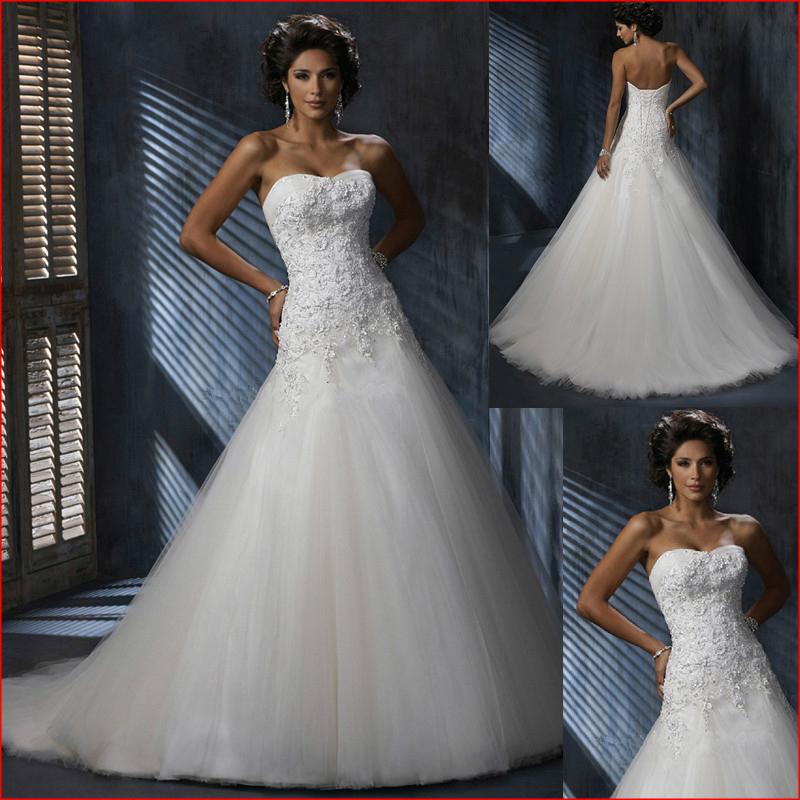 Cheap Wedding Dresses For Sale: Aliexpress.com : Buy Hot Sale Cheap Mermaid Wedding Dress