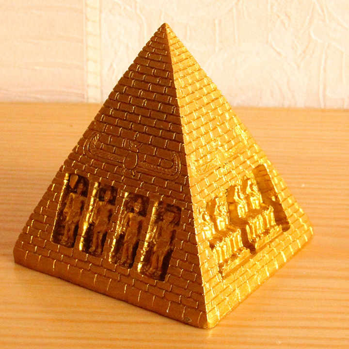 Custom Size Decoration Ancient Egypt Sphinx Khufu Pyramid