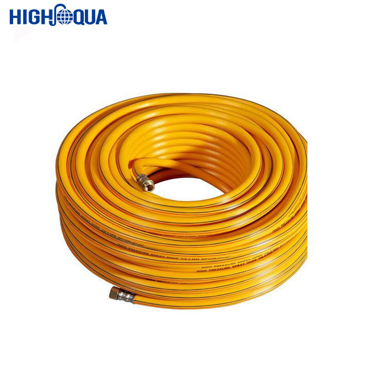 High Performance Certificated pvc 1 2  inch water hose pressure sprayer