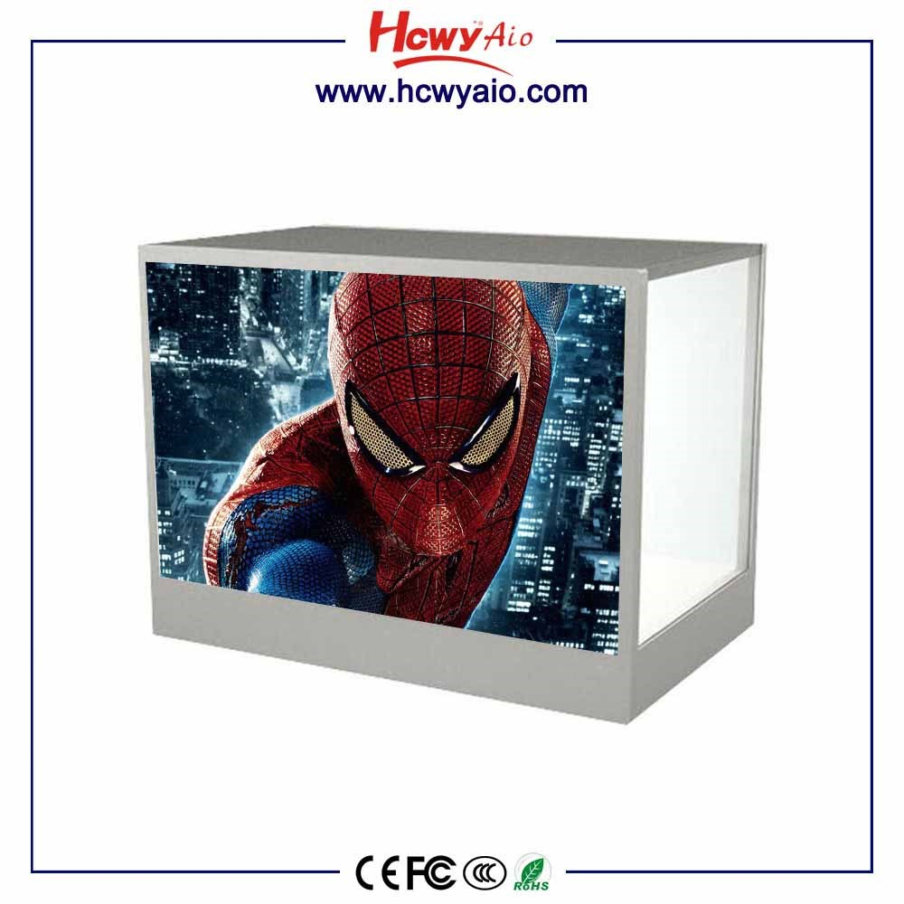 Good Price 10inch transparent lcd small/hdmi ad advertising screens players/indoor lcd small display