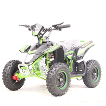 zongshen new star reverse gear electric atv for hunting