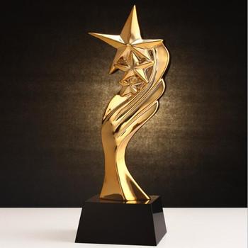 Professional custom design replica grammy metal award for How to design a trophy