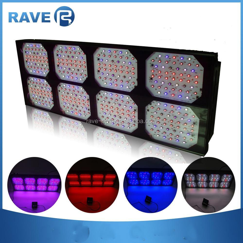 Red Blue Full Spectrum Emitting Color And Aluminium Lamp Body ...